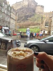 View from Mary's Milk Bar. This is what I stared at while drinking what can only be described as 'Liquid Heaven' (not my picture)
