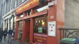 The Elephant Cafe,